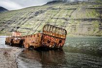 Schiffswrack von michael-shumway