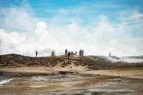 Geothermalgebiet by michael-shumway