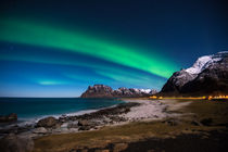 Northern lights by Stein Liland