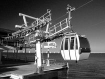 Cable car by Gaspar Avila