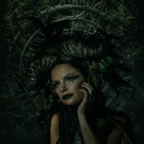 The Green Fairy by lucia