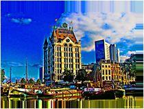 Rotterdam by Sandra  Vollmann