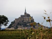 Le Mont-Saint-Michel by minnewater