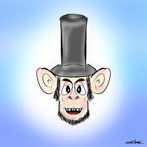 Ape-Braham Lincoln von Vincent J. Newman