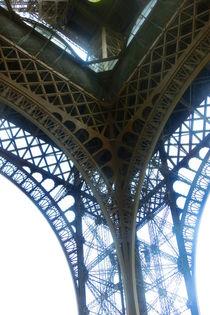 La Tour Eiffel by Iris Bernecker