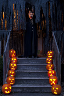 Haunted Porch by Jim Corwin