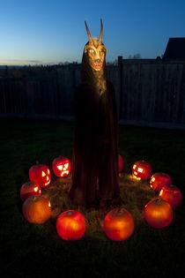Halloween Seance by Jim Corwin