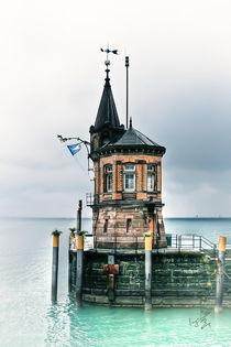 Konstanz Hafen Bodensee Zyklus I von Ingo Mai