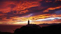 Fanad head lighthouse/Leuchtturm von Thomas Lotze