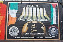 Belfast - peace wall... 4 by loewenherz-artwork