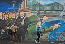 Belfast - peace wall... 1 by loewenherz-artwork