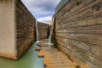 Wassergarten von Bettina Dittmann