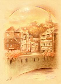 Historische Altstadt Dillenburg – Stadtansichten von Marita Zacharias