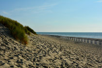 Urlaubsfeeling an der Nordsee by Claudia Evans
