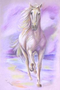 Traumpferd - handgemalte Pferdebilder by Marita Zacharias