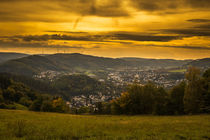 Herbst in Plettenberg by Simone Rein