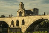 Pont d'Avignon von Rob Hawkins