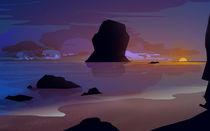 Dream Cove von Carl Logan