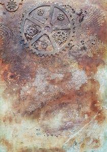 Steampunk Zahnrad by skroart