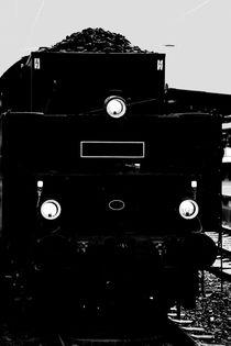 Dampflokomotive von Bastian  Kienitz