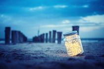 Licht am Strand von Doreen Böhnke