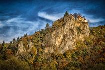 Schloss Bronnen im Donautal by Christine Horn