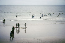 Lahinch - Some Time On The Beach #15 by Theo Broere