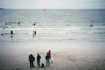 Lahinch - Some Time On The Beach #10 by Theo Broere