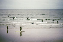 Lahinch - Some Time On The Beach #5 von Theo Broere