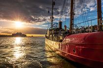 Feuerschiff Elbe1 von photobiahamburg