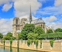 Notre Dame de Paris von Maria Preibsch