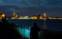 Panorama stralsund by Tino Schmidt