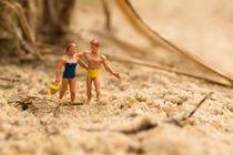 Ein Tag am Strand von Nadine Gutmann