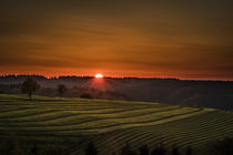 Sonnenuntergang in Herscheid by Simone Rein