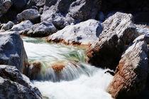 Wasserfall von Mathias Karner
