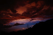 Sonnenuntergang von Mathias Karner