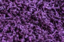Violetter Teppich by Mathias Karner