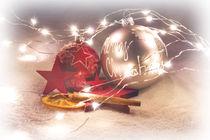 Weihnachtskarte von Mathias Karner