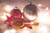 Weihnachtskarte by Mathias Karner