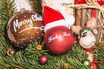 Weihnachtskugeln by Mathias Karner