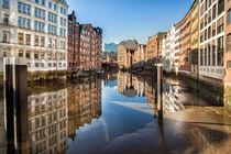 Speicherstadt Hamburg by Britta Hilpert