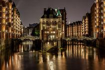Wasserschlösschen Hamburg von Britta Hilpert