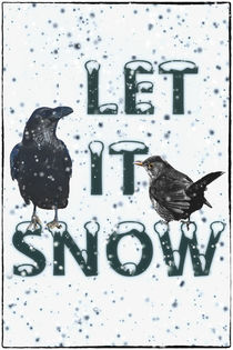 Let it snow von Chris Berger