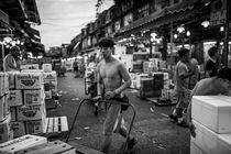 Market Hong Kong von Xaume Olleros