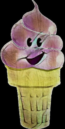 Mr. Ice cream  by Jack Anderson