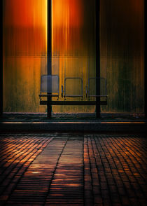 Busstop by Stefan Kierek