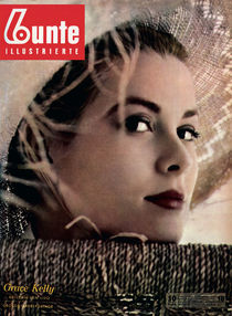 Grace Kelly: BUNTE Heft 18/55 von bunte-cover