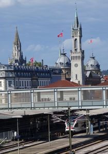 Bahnhof in Konstanz 5 von kattobello