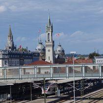 Bahnhof in Konstanz 6 by kattobello