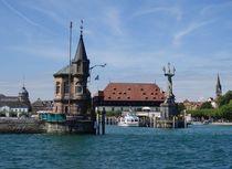 Konzil am Konstanzer Hafen von kattobello